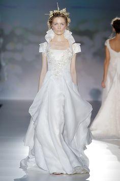 Vestidos de novia de  Victorio 2014 #boda #vestidos