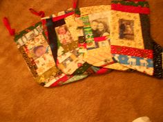 More Christmas stockingx