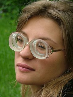 Gael wearing some sexy vintage glasses by GwG_Fan, via Flickr