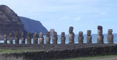 The mysteries of Easter Island - 2012