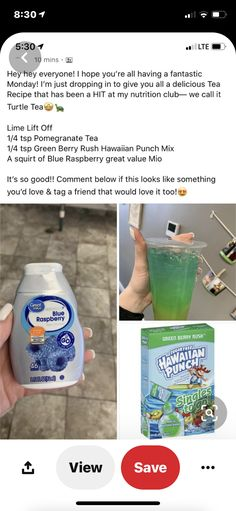 Nutrition Club, Nutrition Drinks, Nutrition Shakes, Easy Smoothie Recipes, Easy Smoothies, Tea Recipes, Herbalife Shake Recipes, Herbalife Nutrition, Yummy Drinks