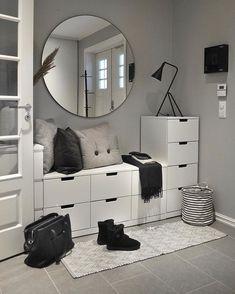 15 Nordic-Style Bedroom Ideas To Inspire you Home Decor Bliss Minimalist Bedroom Bedroom Bliss Decor Home Ideas Inspire nordicstyle Room Ideas Bedroom, Decor Room, Home Bedroom, Living Room Decor, Modern Bedroom, Simple Bedrooms, Master Bedroom, Bed Room, Girls Bedroom