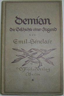 Hermann Hesse - Demian, 1919