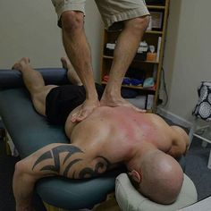 @Regrann_App from @zieglermonster -  Great session with Dre today at @massageandhealthyliving in Cary. The diversity in techniques had me feeling great and got deep into my problem areas. My shoulders sometimes get to me but after working with Dre I am ready for my Chest Day Friday! .. Look out on YouTube for some videos and updates on my mobility and recovery #ZM -  Massage & Healthy Living 980-354-LMBT Cary NC