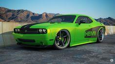 Dodge Challenger #Hemi power