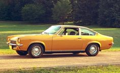Chevy Vega- right up there with the Edsel and the Corvaire in the ranks of crap cars.