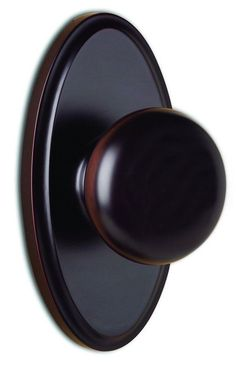 Weslock 2700I Impresa Passage Door Knob With Oval Rose From The Elegance  Collect Oil Rubbed Bronze