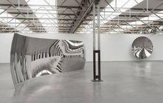 Anish Kapoor - De Pont Museum of Contemporary Art - The official website of Anish Kapoor Museum Of Contemporary Art, Modern Art, Anish Kapoor, Work Inspiration, Conceptual Art, Light Art, Installation Art, Architecture Design, Minimalism