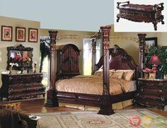 Master Bedroom Canopy Sets