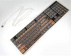 The Atari 400 Keyboard Is Back: New Technology, Same Retro Look