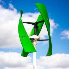 Wind Turbine Power Generator Green Noiseless Vertical Maglev Windmill 3 Blades with Free Controller-in Alternative Energy Generators from Home Improvement on AliExpress Solar Car, Power Generator, Energy Projects, Wind Power, Energy Technology, Alternative Energy, Electrical Equipment, Ufo, Wind Turbine