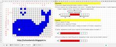 WEB 2.0 - сервисы для школ: Японские кроссворды для детей в Google таблицах - Часть2