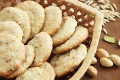 Рецепт мягкого овсяного печенья с творогом / Простые рецепты