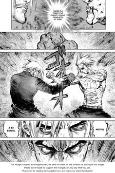 Sun-ken Rock anatomy fighting scene comic COL maybe ferno and kei