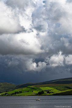 Scotland, Talisker bay