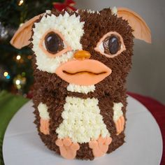 Gizmo Cake inspired by Gremlins