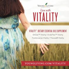 Learn about Vitality
