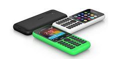 Microsoft introduces the new Nokia 215 tag: #Microsoft #Nokia #Nokia215 #FeaturePhones