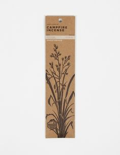 Sweetgrass Campfire Incense Someday Store