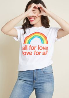 United in Pride Graphic Tee