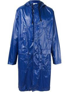MSGM logo print raincoat. #msgm #cloth #raincoat