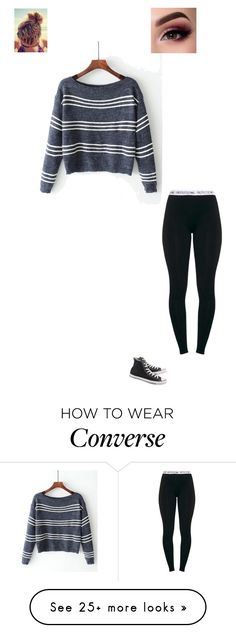 """""""Meeting Nico"""" by maryvarleyrox on Polyvore featuring Converse"""