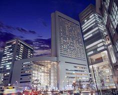 Hilton Osaka Hotel - Osaka #HotelDirect info: HotelDirect.com
