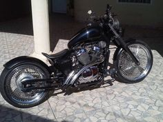 2001 Honda Shadow vt 600 C by Paulo Henrique Mamute
