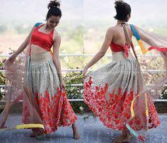 simple lehenga designs for weddings