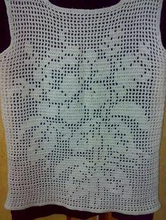 Vintage Vest Crochet Pattern | Red Heart - Red Heart Yarn | Yarn