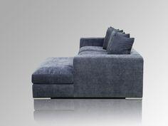 Amaris Elements Ecksofa Blaugrau kaufen im borono Online Shop