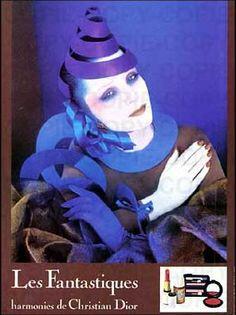 Dior Ad by Serge Luten