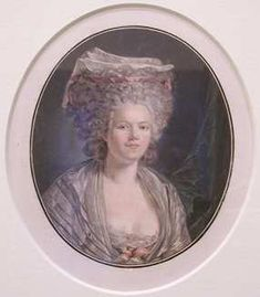 Rose Bertin-1747-1813. From humble beginnings to the marchande de robes to a Queen. She became the fashion designer to Marie Antoinette in 1774. She had an elegant shop, Le Grand Mongol, on the fashionable Rue Saint Honore. It was her creativity that made Marie Antoinette and many other French women of rank, trendsetters all over Europe. She transformed the fashion industry and is generally thought of as the world's first fashion designer who became a star on her own.