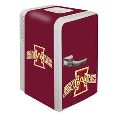 Iowa State Cyclones Portable Refrigerator