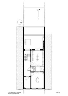 "Sculp IT adds ""world's largest pivoting window"" to an Antwerp townhouse (Dezeen) Mini Clubman, Dezeen Architecture, Antwerp, Interior And Exterior, Townhouse, Floor Plans, Windows, How To Plan, Gallery"