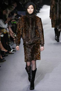 Tom Ford Ready To Wear Fall Winter 2014 London - NOWFASHION
