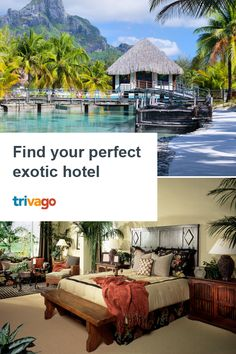 Planning an adventure holiday escape? Search for the perfect hotel and get your hotel deals at the lowest prices, with trivago. Our hotel finder will help you save money with tons of amazing and cheap hotels, compare prices and plan your next trip using the world's largest online hotel seach engine