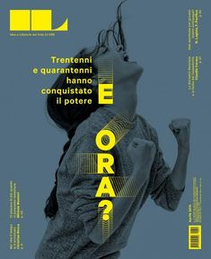 IL (Italy) on of the most beautifully designed magazines out there.: