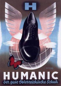 Plakate 1949-1954 | HUMANIC Online Shop