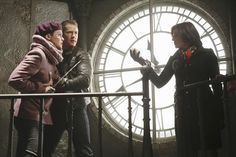 #OUAT #2x15 • The Queen Is Dead