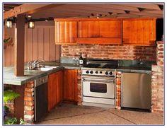 Outdoor Kitchen Cabinet Doors - http://truflavor.net/outdoor-kitchen-cabinet-doors/