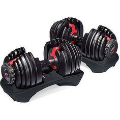 Bowflex SelectTech 552 Dumbbells #bowflexselecttech552dumbbells #bowflex #weights