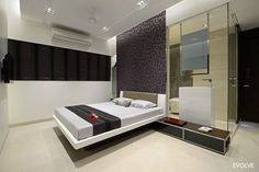 Evolve tarafından Mumbai Luxury Residence | HomeAdore