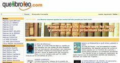 Redes sociales de lectores en español