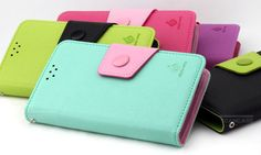 MSG Hot Leather Diary Case for LG Optimus L9