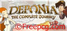 Deponia: The Complete Journey Free Download PC Game