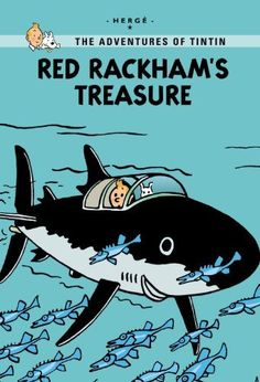 Red Rackham's Treasure (The Adventures of Tintin: Young Readers Edition) by Hergé. $8.99. Publisher: Little, Brown Books for Young Readers (May 31, 2011). Series - The Adventures of Tintin: Young Readers Edition. Publication: May 31, 2011
