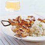 Curry-Mango Shrimp Recipe   MyRecipes.com