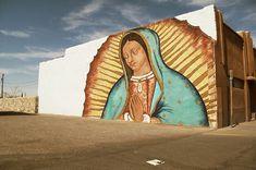Mural in El Paso, TX.