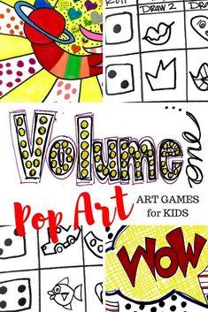 Art Lesson: Pop Art